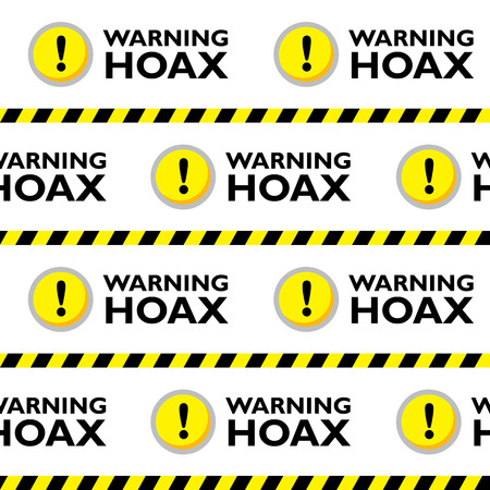 scammer: hoax icon seamless