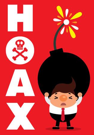 hoax: hoax icon
