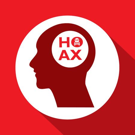 scammer: hoax