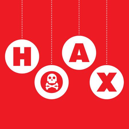 skull logo: hoax icon