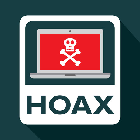 blackmail: hoax icon
