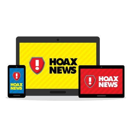 cheater: hoax news