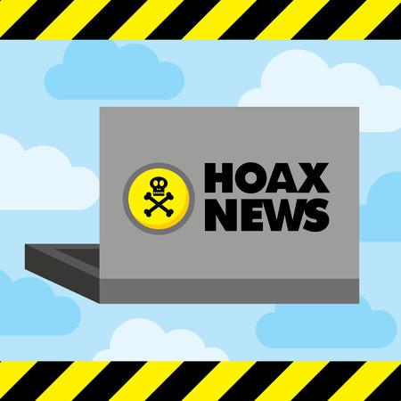 hoax: hoax news