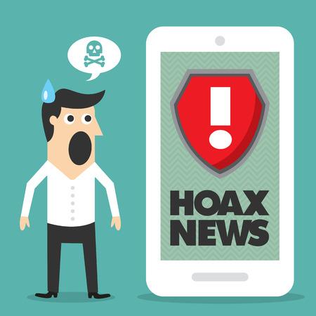hoax: hoax