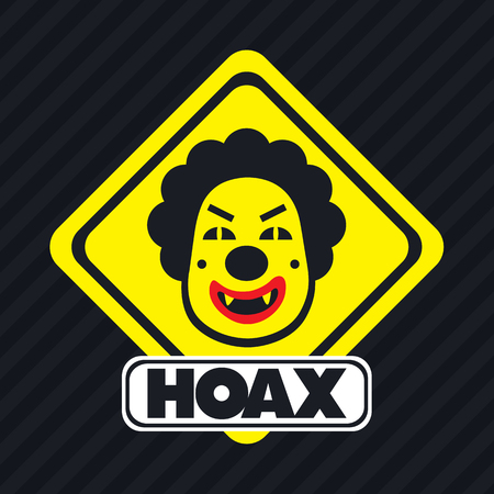 scammer: Hoax figure Illustration