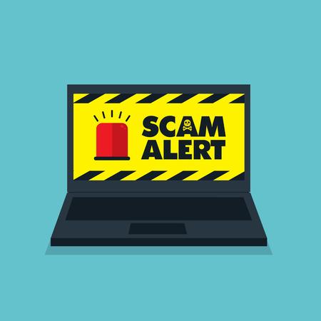 scammer: scam alert