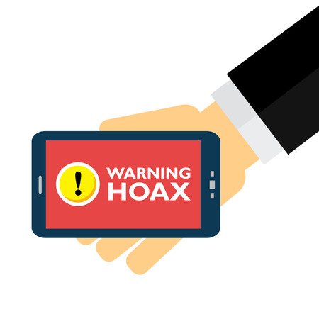 hoax: Hoax icon.