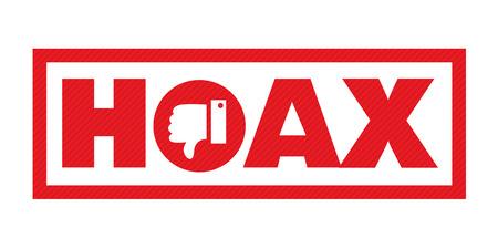 Hoax logo.