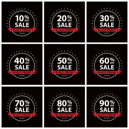 Black friday sale poster