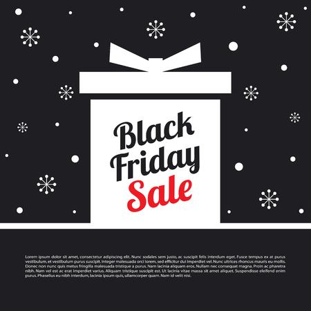 grand sale sticker: Black friday sale card.