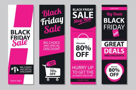 grand sale sticker: black friday sale poster