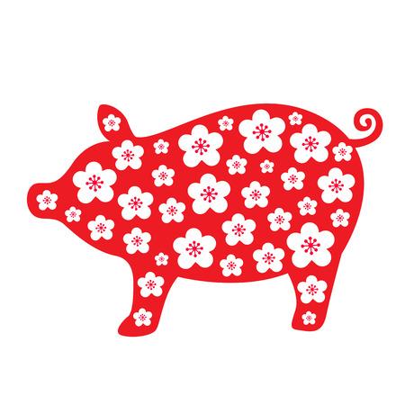 pig logo icon