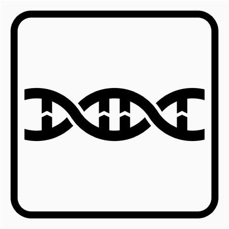 Glyph biotechnology pixel perfect vector icon