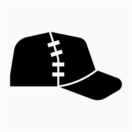 Glyph Hat pixel perfect vector icon