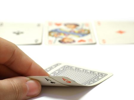 odds: aces poker hand