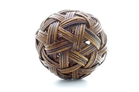 weave ball: Rattan ball, bamboo ball