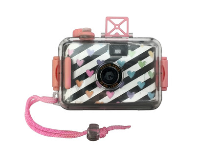 lomography: Underwater plastic camera, lomography camera