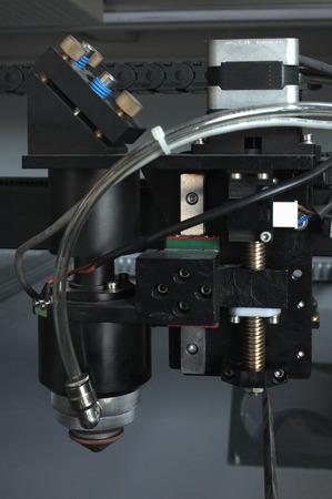 corte laser: M�quina de corte por l�ser