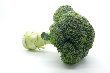 green vegetable: Broccoli, green vegetable
