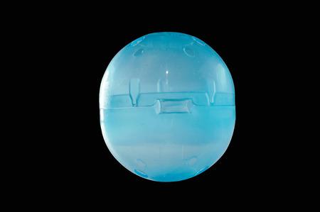 ガシャポン グッズ卵カプセル 写真素材