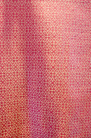 fabric textures: Textures of thai traditional fabric