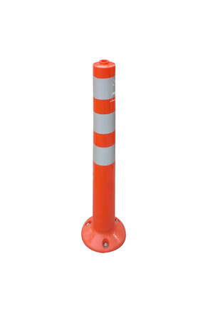 traffic pole: traffic Pole orange