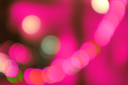 Pink abstract background, Pink bokeh background , concept Valentine day