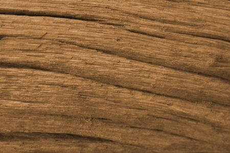 Surface eroded by time, Old wood texture background. Archivio Fotografico - 129273742