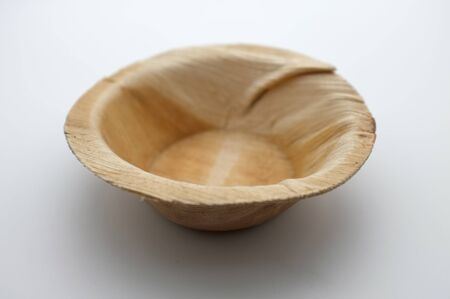 banana leaf mini bowl . Eco friendly packaging.