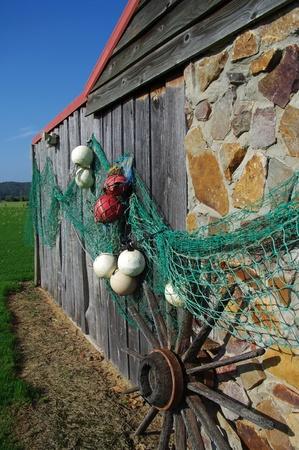 Coastal county barn photo