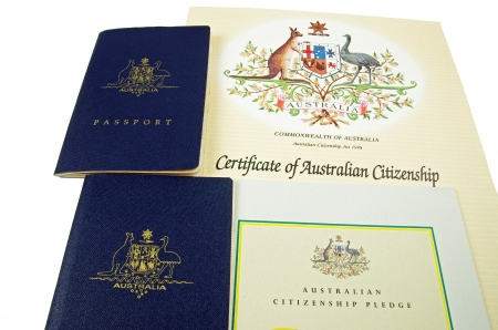 citizenship: passports and citizenship certificate