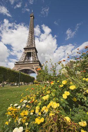 Eiffel tower, Paris 2006