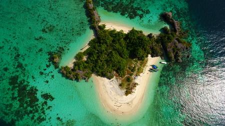 Banos Island, West Papua, Indonesia
