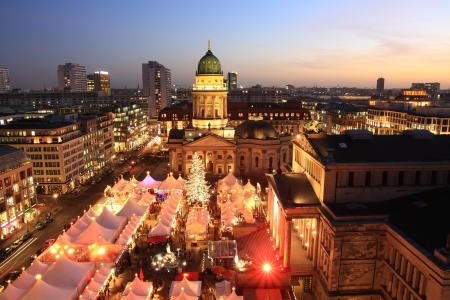 east berlin: Christmas in Berlin