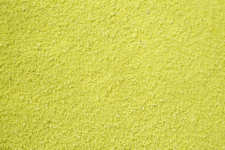 Sulfur Storage Area, Background of Sulphur Texture