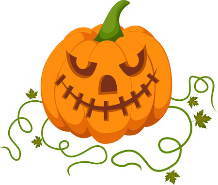 afterglow: halloween scary pumpkins