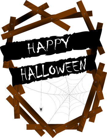 scary eyes: halloween scary eyes of illustration. Stock Photo