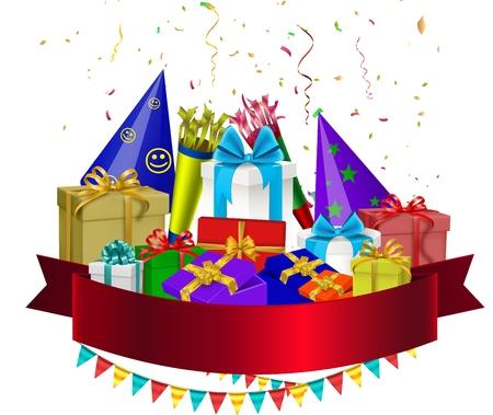 celebration: Birthday celebration Stock Photo