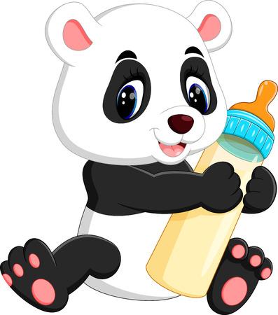 cute: cute baby panda