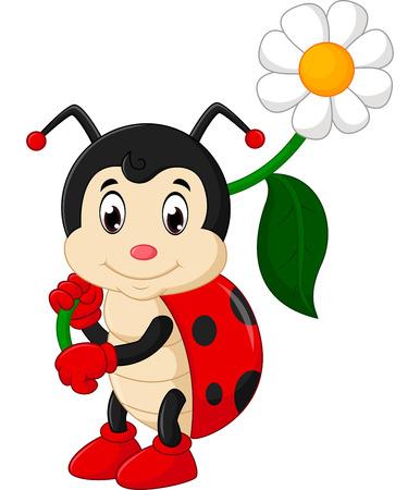 ladybug: Ladybug cartoon