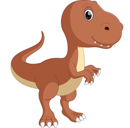 cute dinosaur Illustration