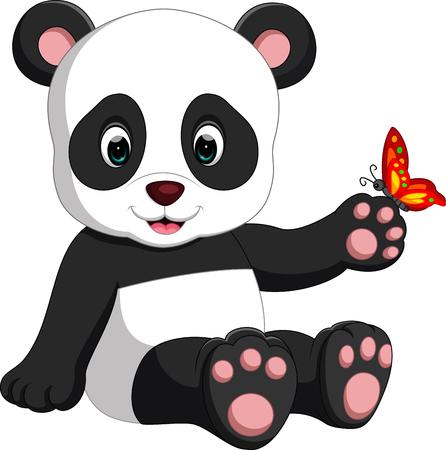 아기 팬더 만화