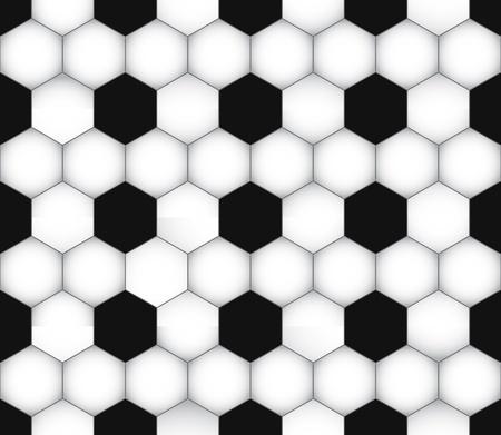 Seamless soccer texture  Football wallpaper  Sport background Stock Photo - 21973638