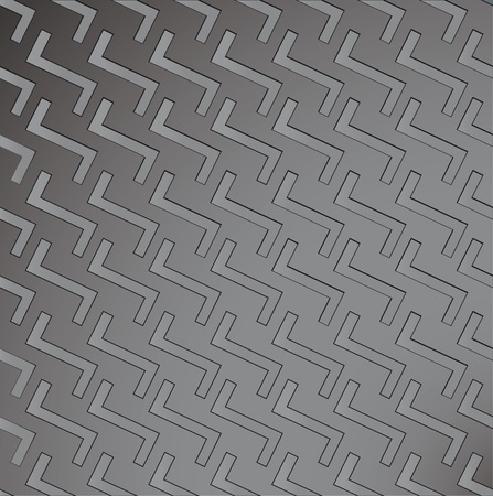 aluminium wallpaper: Abstract metal texture seamless. Titanium pattern. Metallic illustration.