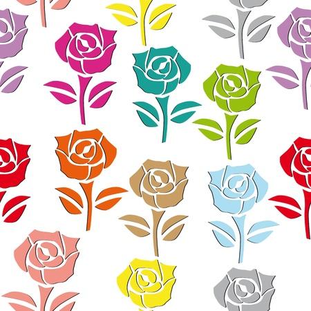 cute wallpaper: Vector rosa de arte aument� patr�n. Flor sin patr�n de fondo. Textura de tela. Dise�o vintage de flores. Muy lindo fondo de pantalla. Dibujos animados rom�ntica femenina de baldosas de filigrana.