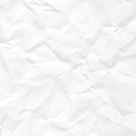 wrinkles: Paper crumpled seamless texture vector office background.