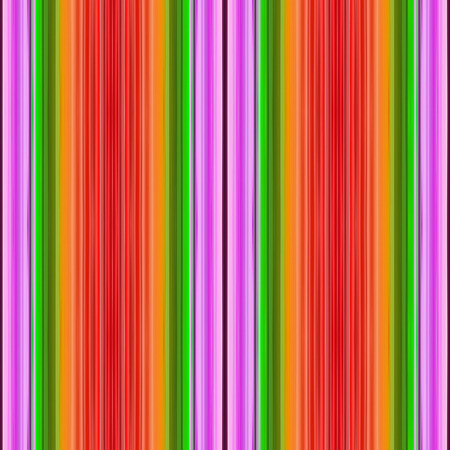 fluorescence: Abstract infographics rainbow gradient stripes background illustration.