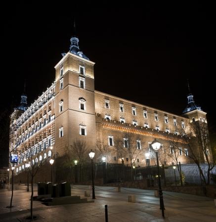 alcazar: Toledo Alcazar Palace