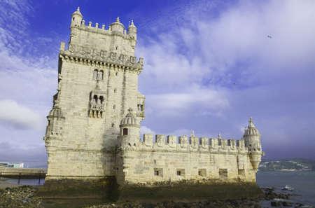 belem: Tower of Belem  Lisbon, Portugal