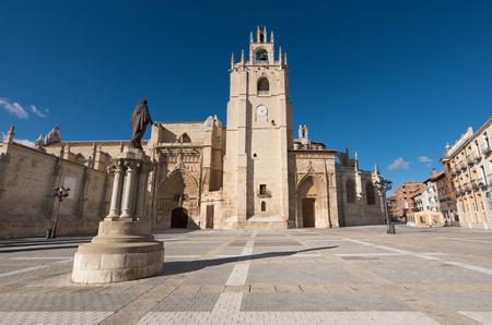 Palencia cathedral, Castilla y Leon, Spain.